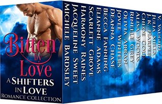 Bitten By Love (Shifters in Love Collection, #11)
