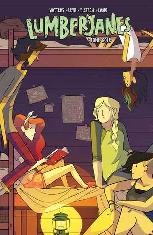 Lumberjanes, Vol. 8: Stone Cold (Lumberjanes (Collected Editions) #8)