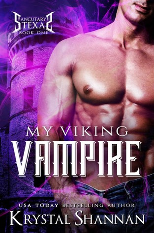 My Viking Vampire (Sanctuary, Texas #1)