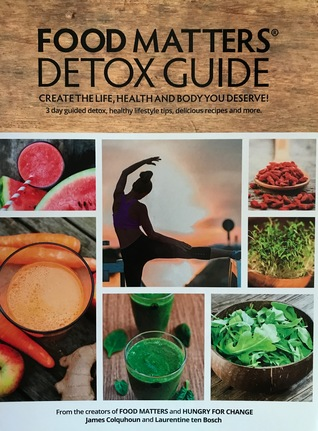 Food matters detox guide by james colquhoun forumfinder Images