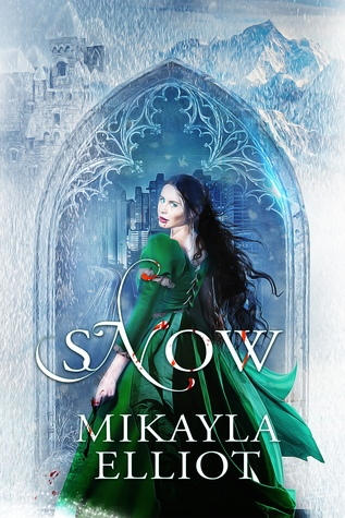 Snow (The Black Ice Trilogy, #1)