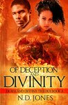 Of Deception and Divinity: A Paranormal Romance (Death and Destiny Trilogy Book 3)
