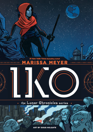 Iko by Marissa Meyer