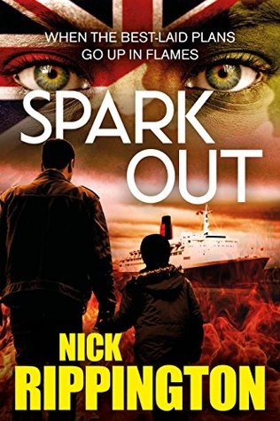 Spark Out: historical crime fiction with a killer twist (Boxer Boys Book 2)
