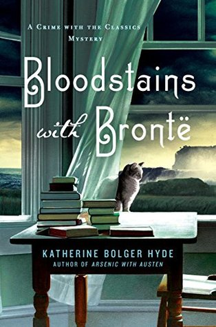 Bloodstains with Bronte by Katherine Bolger Hyde