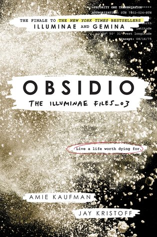 Image result for obsidio goodreads