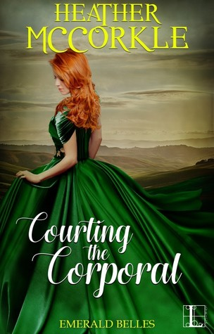 Courting the Corporal (Emerald Belles, #2)