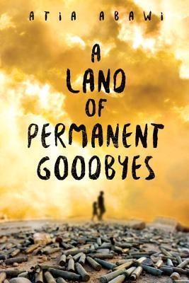 book cover shows cloudy sky over parched land.
