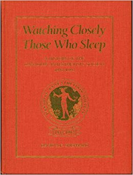 Watching Closely Those Who Sleep: a History of the Canadian Anaesthetists' Society 1943 - 1993