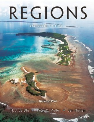 Geography: Realms, Regions, and Concepts [with WileyPLUS Access Code]