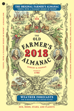 The Old Farmer's Almanac 2018 by Old Farmer's Almanac
