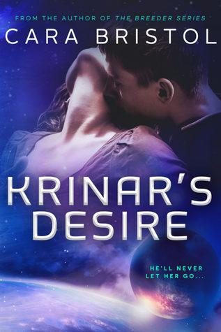 Krinar's Desire Book Cover