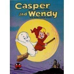 Casper & Wendy (Wonder Books) (Warner Brothers)