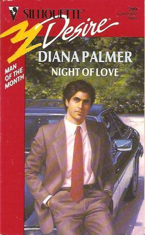 Night of Love by Diana Palmer