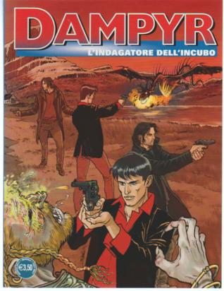 Dampyr n. 209: L'indagatore dell'incubo