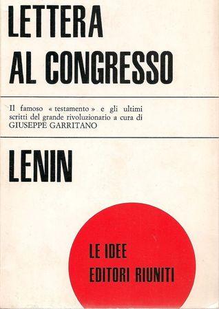 Lettera al congresso
