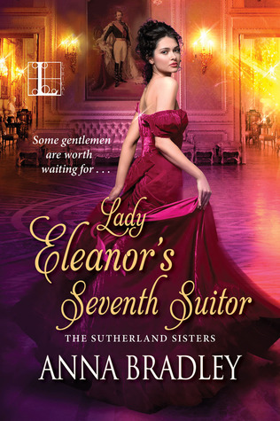Lady Eleanor's Seventh Suitor (The Sutherland Sisters, #1)
