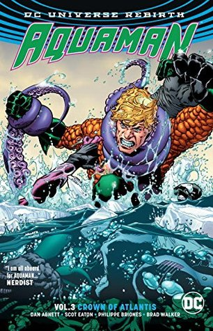 Aquaman, Volume 3: Crown of Atlantis