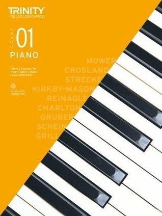 Trinity College London Piano Exam Pieces & Exercises 2018-2020 Grade 1 (with Free Audio CD) (Piano 2018-2020)