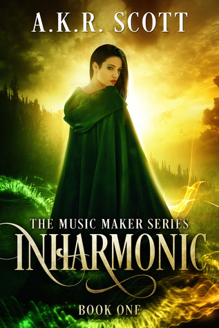 Inharmonic (The Music Maker, #1)