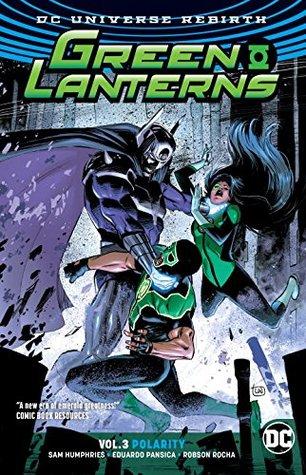 Green Lanterns, Volume 3: Polarity