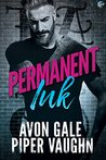 Book cover for Permanent Ink (Art & Soul, #1)