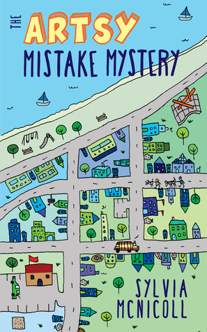 Ebook The Artsy Mistake Mystery by Sylvia McNicoll DOC!