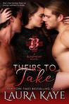 Theirs to Take (Blasphemy, #3)