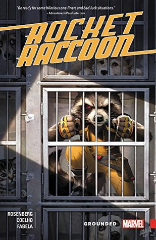 Rocket Raccoon: Grounded (Rocket Raccoon: Grounded #1-5)