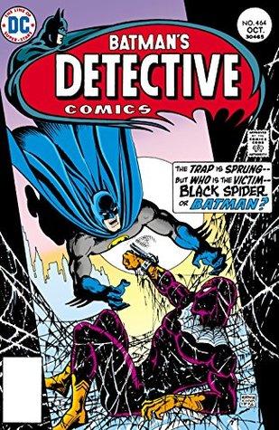 Detective Comics (1937-2011) #464