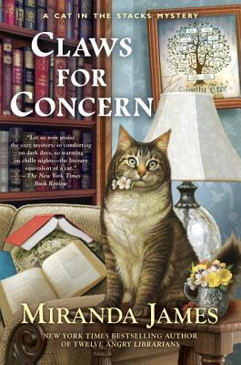 Claws for Concern (Cat in the Stacks, #9)