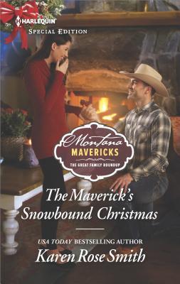 The Maverick's Snowbound Christmas (Montana Mavericks: The Great Family Roundup #5)