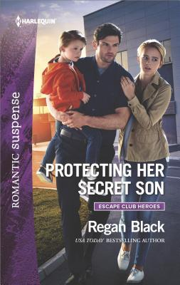 Protecting Her Secret Son (Escape Club Heroes #3)