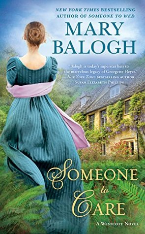 Book Review: Someone to Care by Mary Balogh