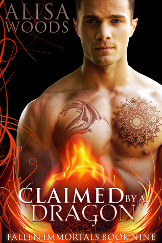 Claimed by a Dragon (Fallen Immortals #9)