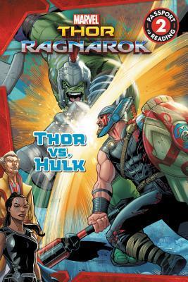 MARVEL's Thor: Ragnarok: Thor vs. Hulk