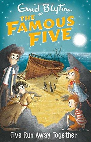 Five Run Away Together: Book 3