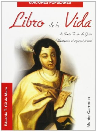 Libro de La Vida de Santa Teresa