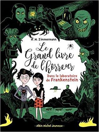 Le grand livre de l'horreur, tome 2 : Dans le laboratoire de Frankestein