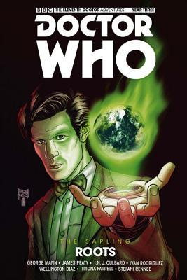Doctor Who: The Eleventh Doctor: The Sapling Vol 2: Roots