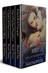Calder Witch Box Set (Paranormal Vampire Romance): Books 1-4