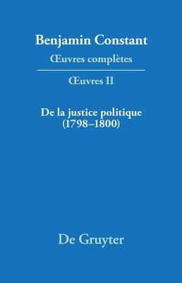 "de la Justice Politique (1798-1800), D'Apres L'""Enyuiry Concerning Political Justice"" de William Godwin"
