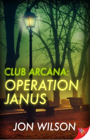 Club Arcana by Jon  Wilson