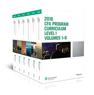 CFA Program Curriculum 2018 Level I (CFA Curriculum 2018)