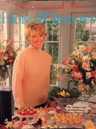Martha Stewart Hors DOeuvres
