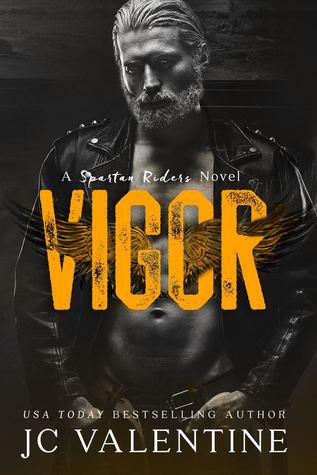 Vigor (Spartan Riders MC #3)