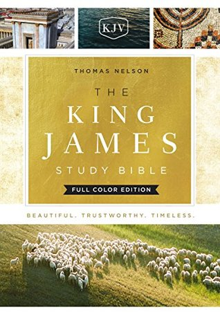 The King James Study Bible, Ebook, Full-Color Edition