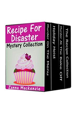 The Recipe for Disaster: Mystery Collection