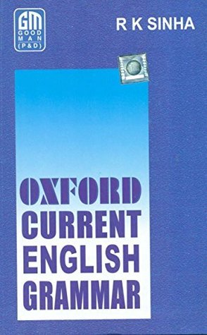 Oxford Current English Grammar Book