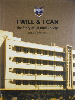 I Will And I Can: The Story Of Jai Hind College